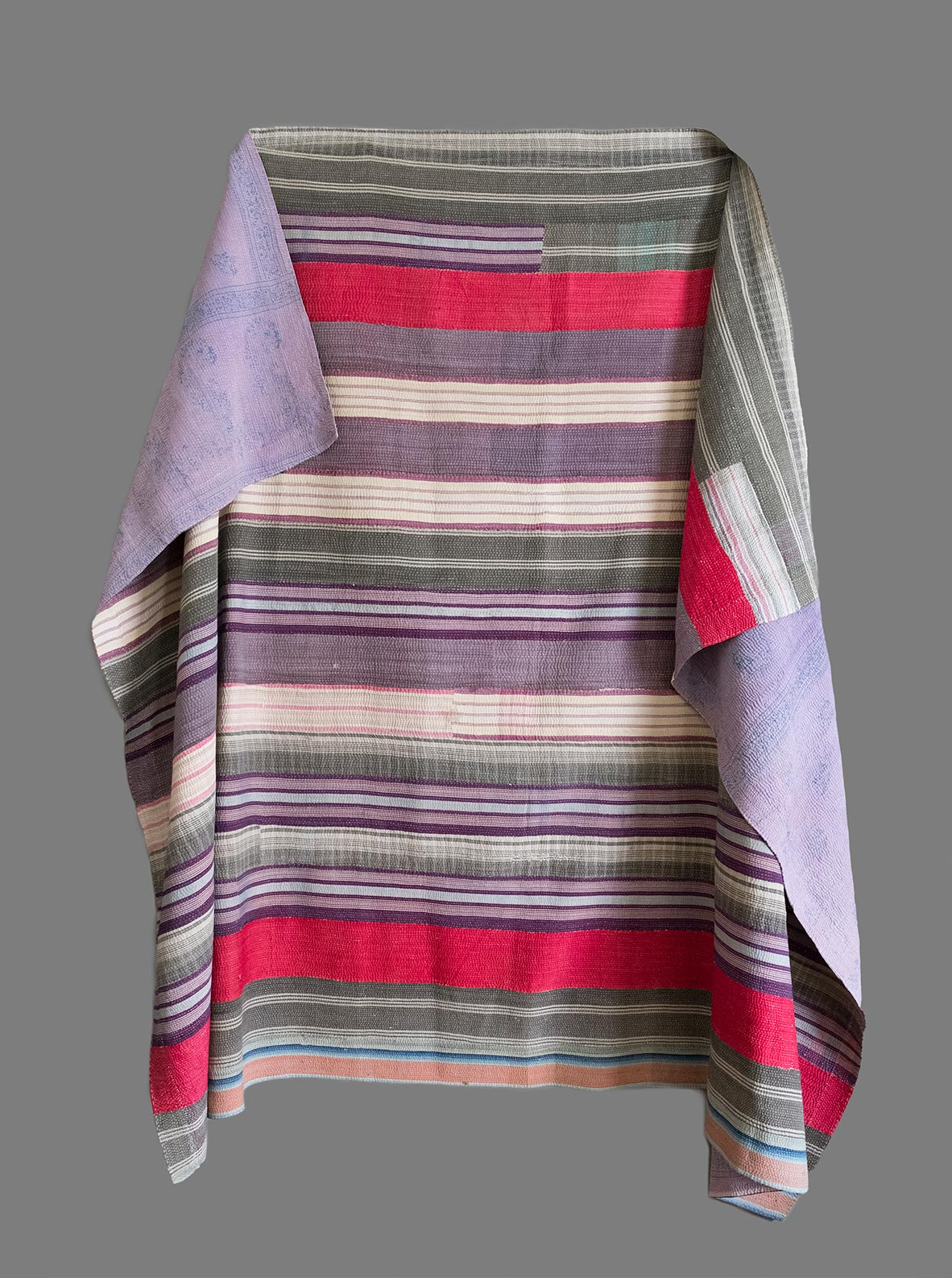 Larusi Store - Vintage Kantha throw